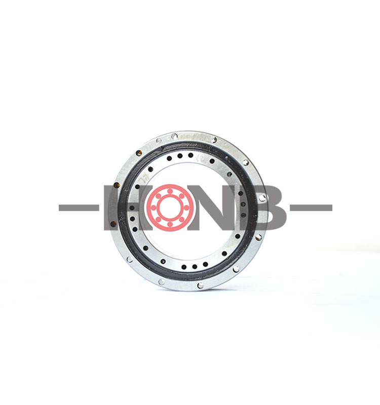 Harmonic bearing and robot bearing
